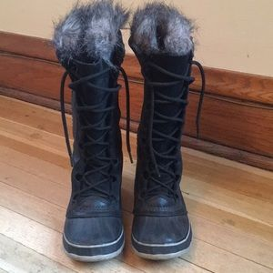 Sorel Cate The Great Tall Snow Boots size 6
